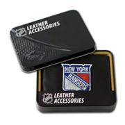 New York Rangers Leather Bifold Wallet