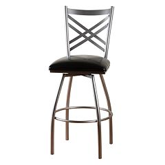American Heritage Billiards Alexander Swivel Bar Stool