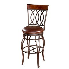 American Heritage Billiards Capri Bar Stool