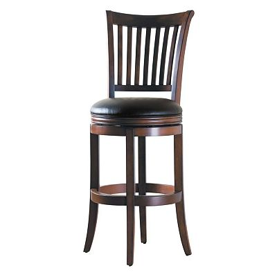 American Heritage Billiards Dennison Swivel Bar Stool
