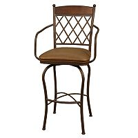 American Heritage Billiards Havana Bar Stool