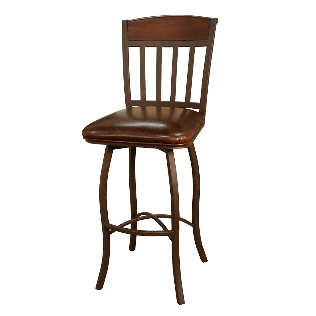 American Heritage Billiards Lancaster Bar Stool