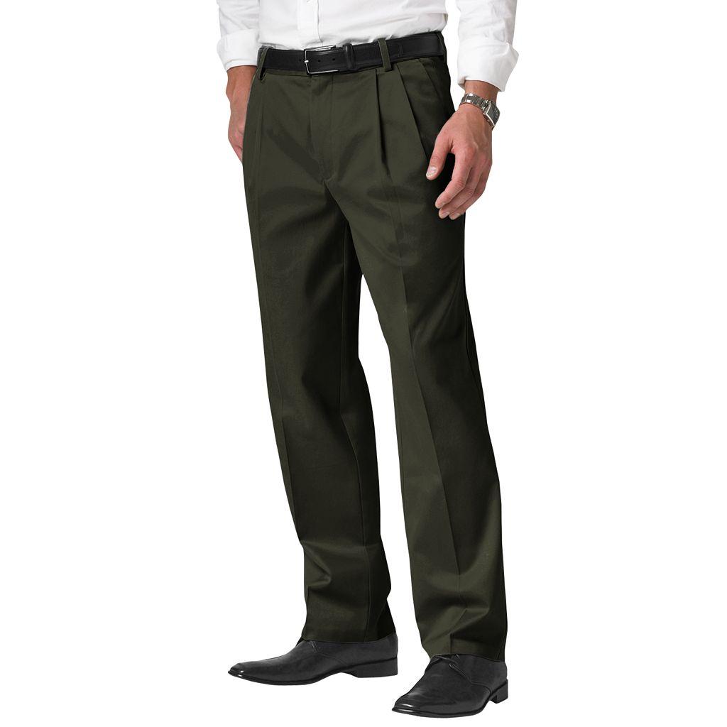 Big & Tall Dockers® D3 Classic-Fit Signature Khaki Pleated Pants