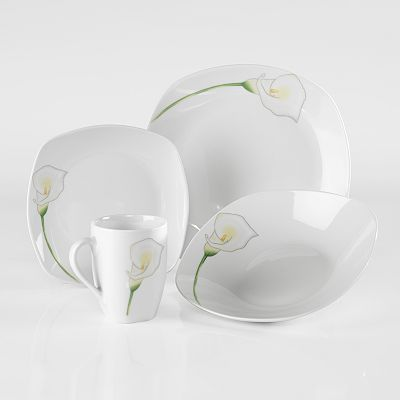Tabletops Gallery Siena 16-pc. Dinnerware Set
