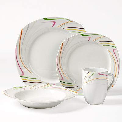 Tabletops Gallery Sicily 16-pc. Dinnerware Set