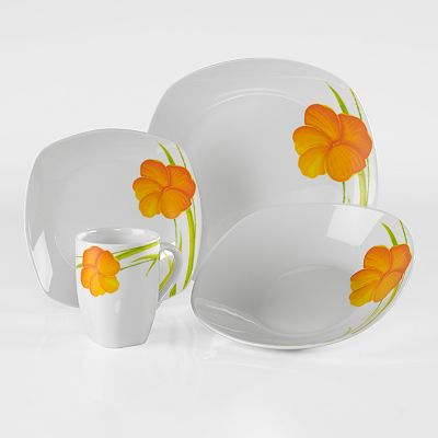 Tabletops Gallery Messina 16-pc. Dinnerware Set