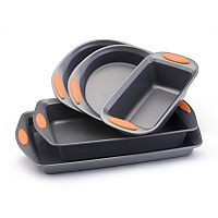 Rachael Ray Oven Lovin' 5 pc Nonstick Bakeware Set