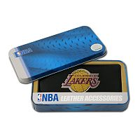 Los Angeles Lakers Checkbook Wallet