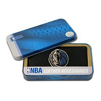 Dallas Mavericks Checkbook Wallet