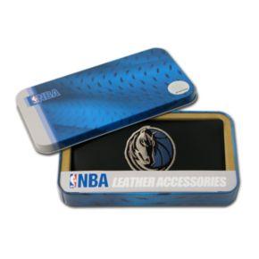 Dallas Mavericks Checkbook Wallet
