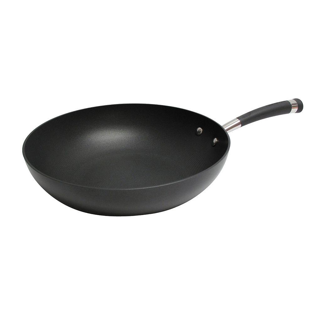 Circulon Acclaim 12-in. Nonstick Hard-Anodized Stir-Fry Pan