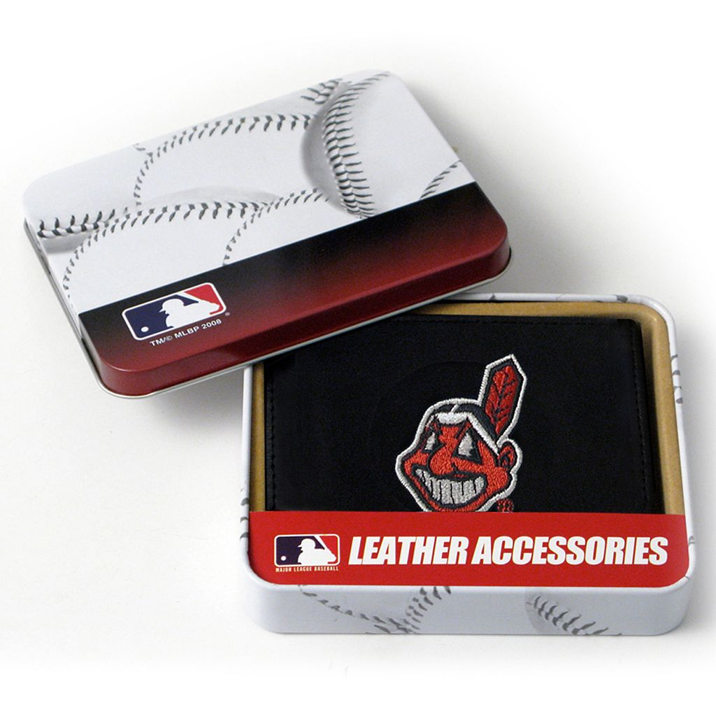 Cleveland Indians Trifold Wallet