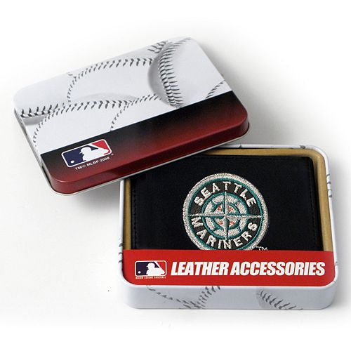 Seattle Mariners Trifold Wallet