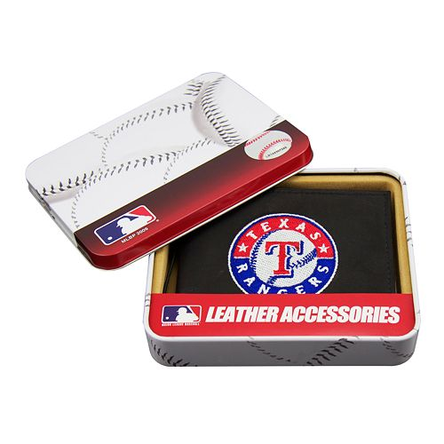 Texas Rangers Trifold Wallet