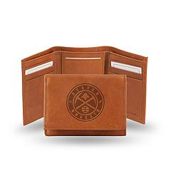 Denver Nuggets Trifold Wallet