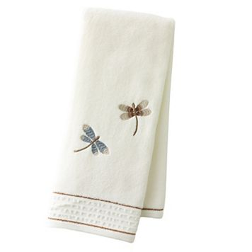 Home Classics® Shalimar Dragonfly Hand Towel