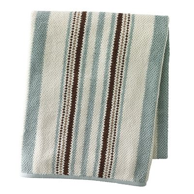 Home Classics Shalimar Striped Bath Towel