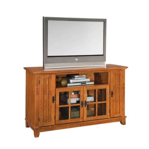 Arts and Crafts TV Stand