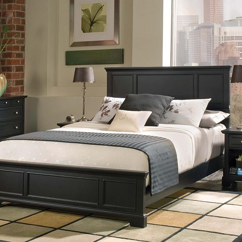 54 Best Images About Complete Bedroom Set Ups On Pinterest: Bedford Full/Queen Bed