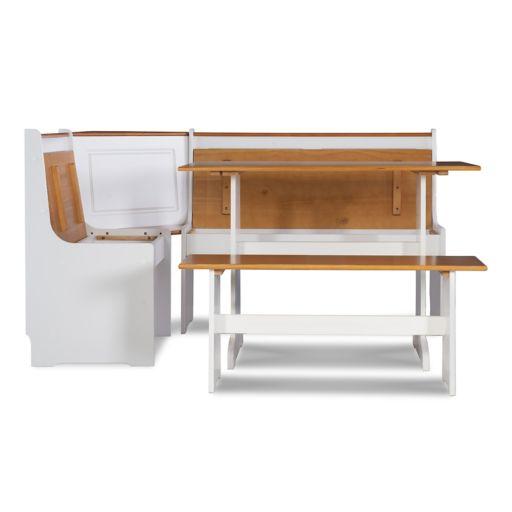 Linon Ardmore Kitchen Nook Set