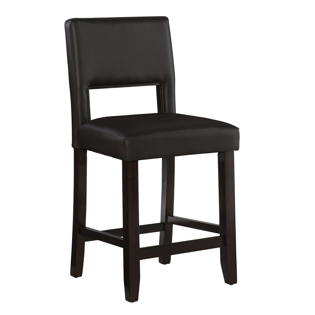Linon Vega Counter Stool