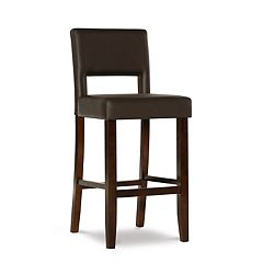 Linon Vega Tall Bar Stool