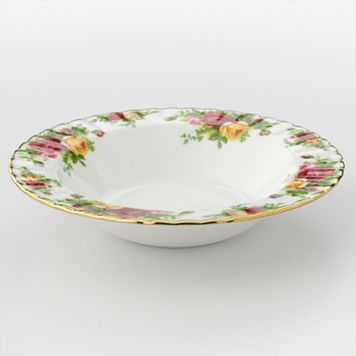Royal Albert Old Country Roses Soup Bowl