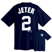 Majestic New York Yankees Derek Jeter Tee