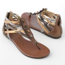 Candie's Myers Gladiator Sandals