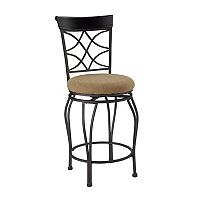 Linon Curves Counter Stool