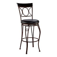 Linon Circles Bar Stool