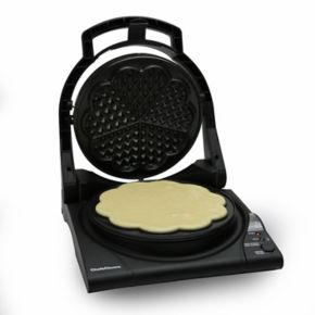 Chef'sChoice WafflePro Five of Hearts Waffle Maker