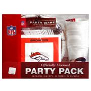 Denver Broncos Tailgating Party Pack
