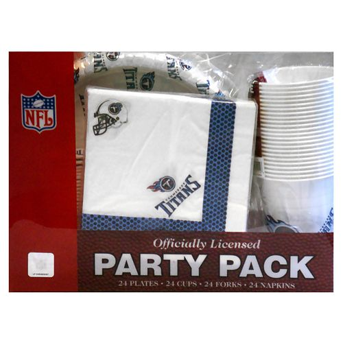 Tennessee Titans Tailgating Party Pack