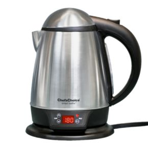 ChefsChoice SmartKettle Cordless Electric Kettle