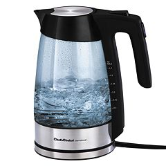 Chef'sChoice Cordless Electric Glass Kettle
