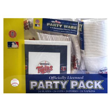 Minnesota Twins Tailgating Party Pack