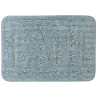 Park B. Smith Ultra Spa Striped Bath Rug - 17'' x 24''