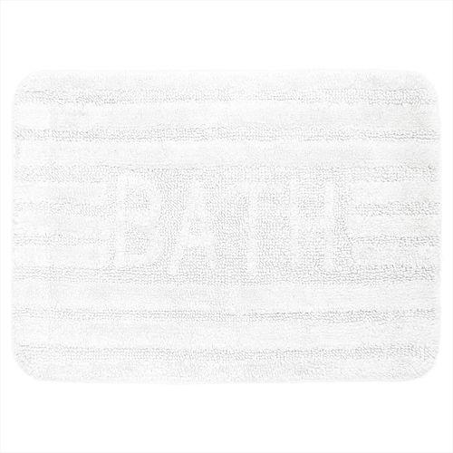 Park B. Smith Ultra Spa Striped Bath Rug - 17'' x 24''