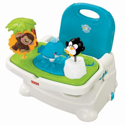 Fisher-Price Precious Planet Healthy Care Booster Seat