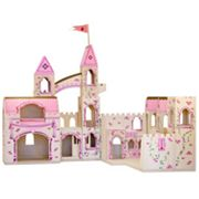 Melissa and Doug Folding Princess Castle