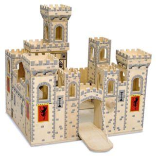 Melissa and Doug Folding Medieval Castle