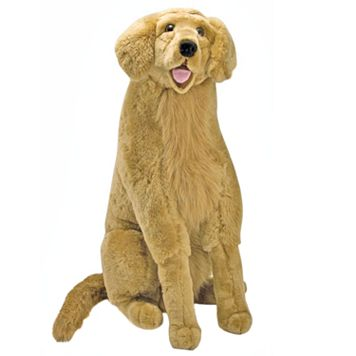 Melissa & Doug Golden Retriever Plush Toy