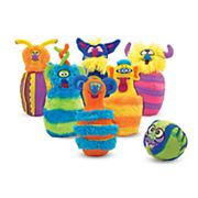 Melissa and Doug Monster Bowling Set