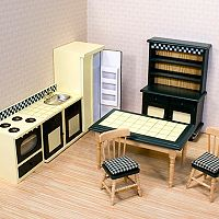 Melissa & Doug Kitchen Furniture Set