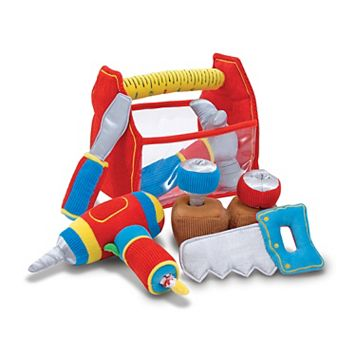 Melissa & Doug Plush Toolbox