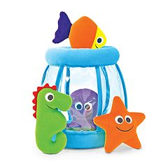 Melissa & Doug Fill & Spill Fishbowl