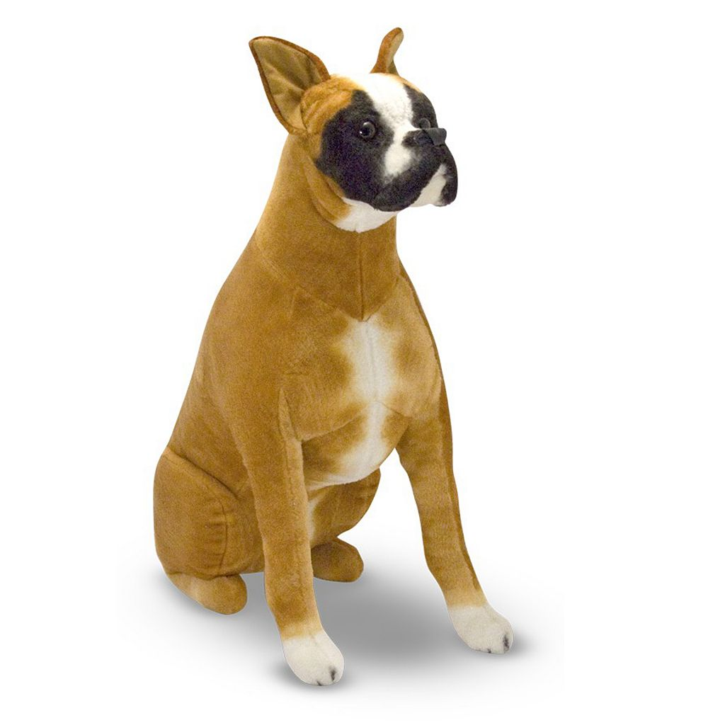 Melissa & Doug Plush Boxer Toy