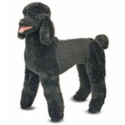 Melissa and Doug Plush Standard Poodle Toy