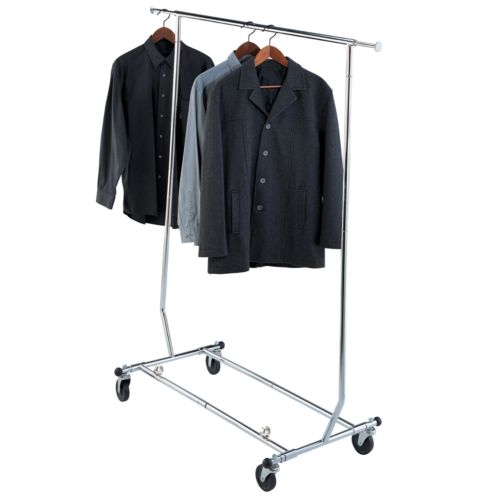 Neu Home Adjustable Ultra Garment Rack